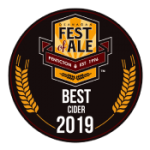 Rose Best Cider Fest of Ale 2019